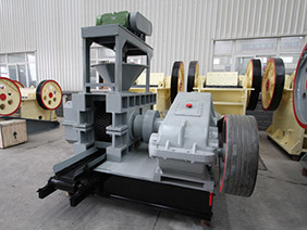 Iran portable brick and tile briquetting machine sell at a