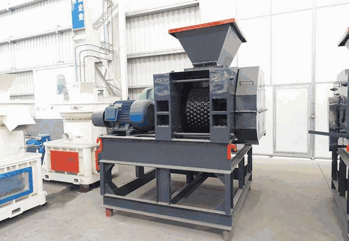 tangible benefits large chrome ore briquetting machine in