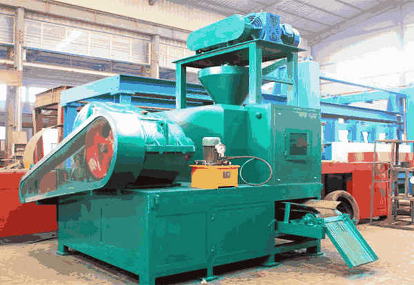 tangible benefits large concrete briquetting machine in