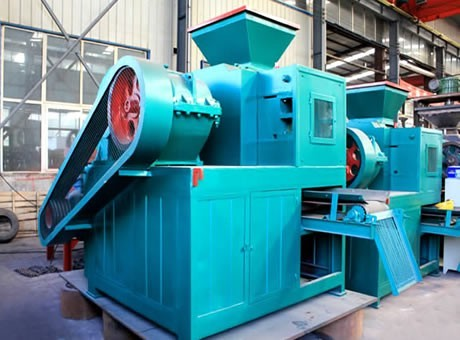 High End Small Pulverized Coal Briquetting Plant Price In