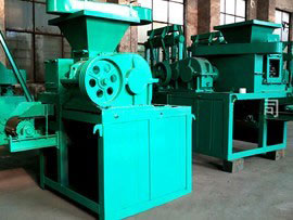 high end largecopper minebriquetting machine