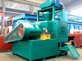 Low Price New Middling Coal Briquetting Machine Sell At A