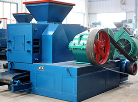 Bandung Tangible Benefits Coal Briquetting Machine Sell It