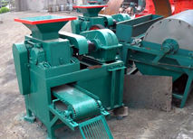 Lagos efficient medium brick and tile briquetting machine
