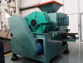 Export manufacturer of Briquetting Machine  KINGFACT