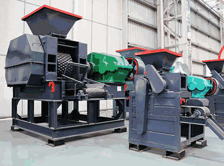 high quality small rock briquetting machine in Robertsport