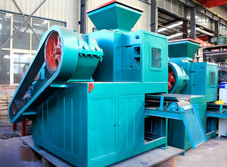 Efficient Large Pulverized Coal Briquetting Machine Sell