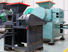 low price large ganguebriquetting machine sell at a loss