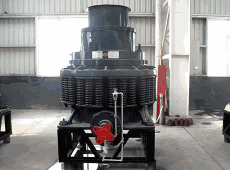 Top Quality And Factory P Py Series Spring Cone Crusher