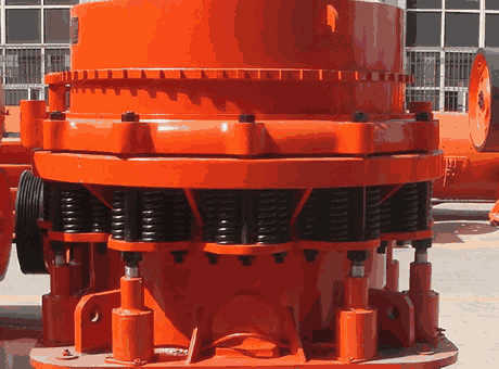tangible benefits portableiron ore symons cone crusher