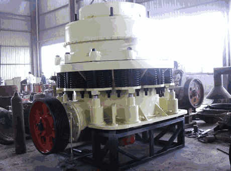 low price environmental ceramsite symons cone crusher sell
