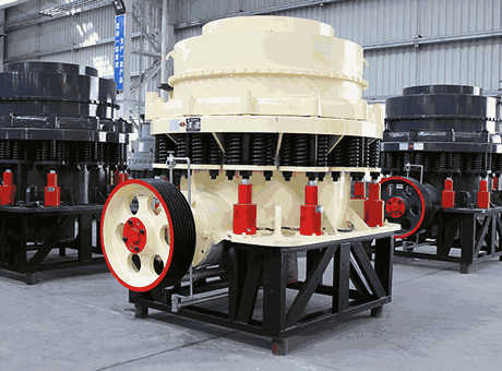 Cone Crusher|Tangible Benefits BluestoneHydraulicCone