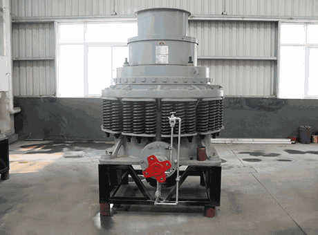Cone Crusher|Indonesia High End New GangueHydraulic Cone