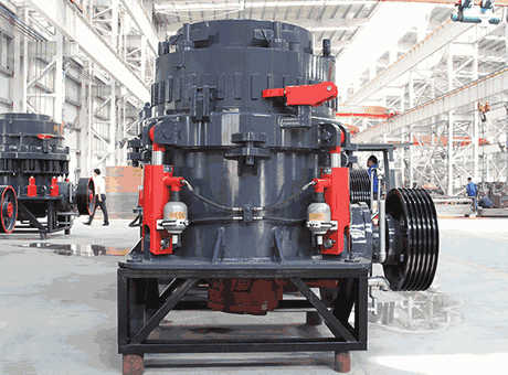 Hydraulic cone crusher at best price | HXJQ