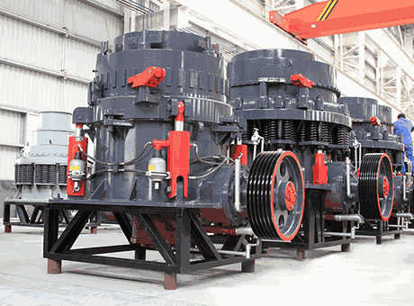 Hydraulic Cone Crusher Used In Sandstone Industry   FTM