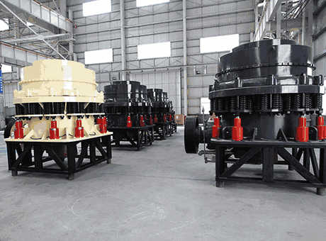 Toulouse high end portable magnetite symons cone crusher