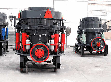 Surabaya low price new magnetite symons cone crusher sell