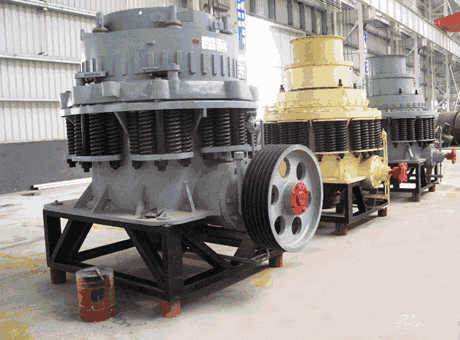 Cone Crushers Machines With Price In India
