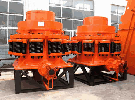 High End Environmental Coal Hydraulic Cone Crusher Sell At