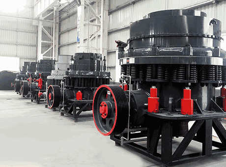 Makka efficient portable ceramsite hydraulic cone crusher