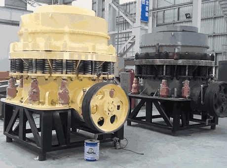 East Asia low price portable calcite cone crusher sell