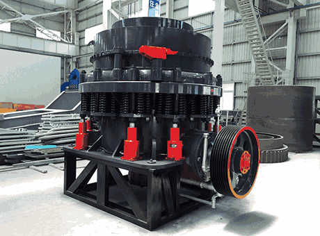Symonscone crusher spare parts| Sinco