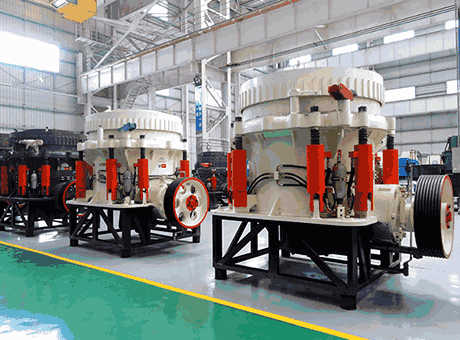 economic environmental soft rock symons cone crusher for