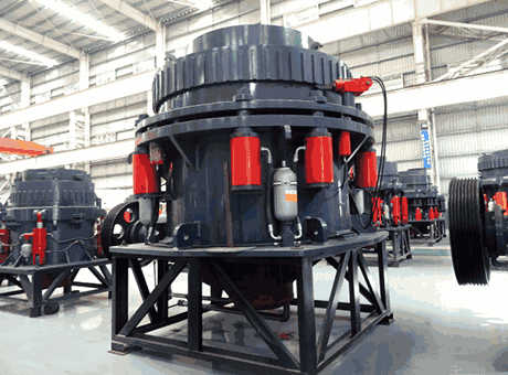 Tajikistan economic large coal hydraulic cone crusher sell