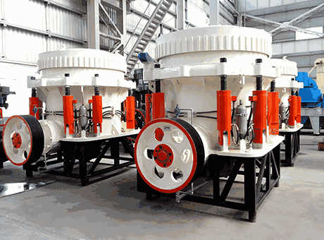 Cone Crusher|Guinea Tangible Benefits NewRiverSand