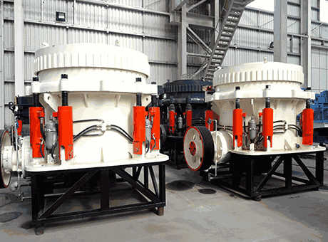 tangible benefits medium bluestone cone crusher