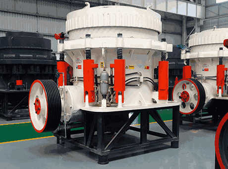 Islamabad economic medium ceramsite hydraulic cone crusher
