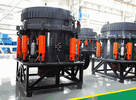 South America efficientmedium calcitesymonscone crusher