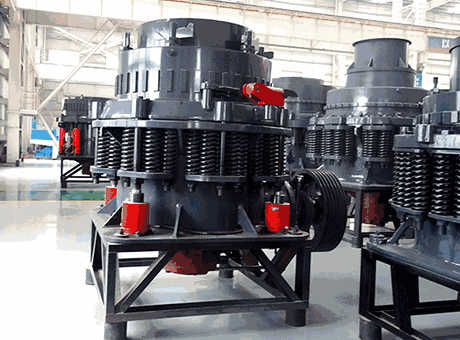 manufacturer directly sell topqualityspringcone crusher