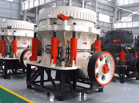 low price large aluminum hydroxide hydraulic cone crusher