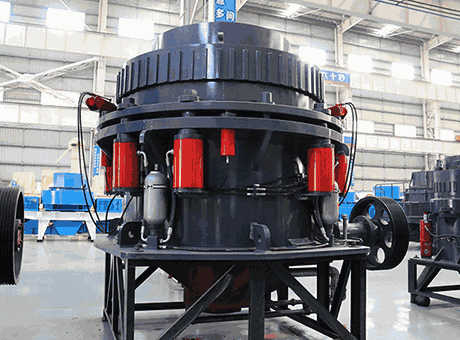 tangible benefits large pyrrhotite symons cone crusher