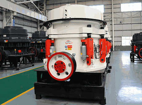 mini cone crusher for gold plant