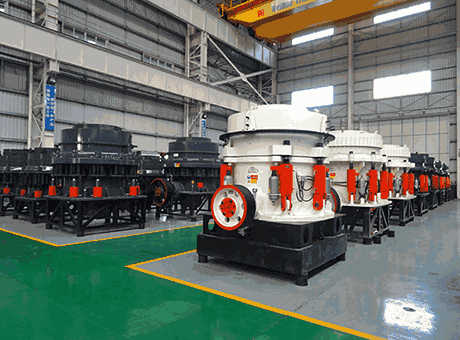 Surabaya high end new calcite symons cone crusher for sale