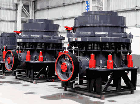 Multiple Cylinder Hydraulic Cone Crusher   Hongxing Mining