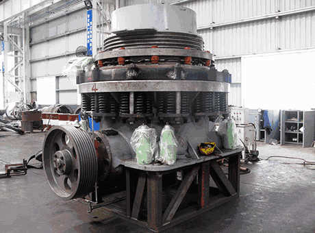 Buenos Aires high end medium calcitesymons cone crusher