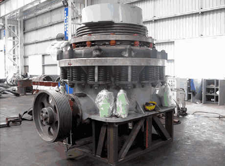 Cone Crusher|EfficientEnvironmental Silicate Cone Crusher