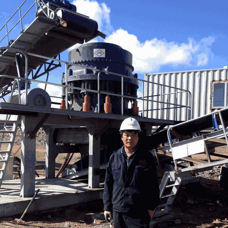 The matters needing attention in using cone crusher
